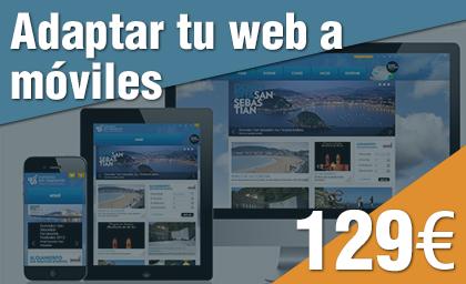 Adaptar web a móviles