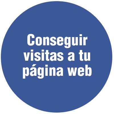 Conseguir visitas a tu página web