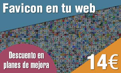 Favicon web