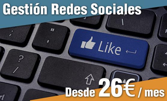 Gestión Facebook y Redes Sociales