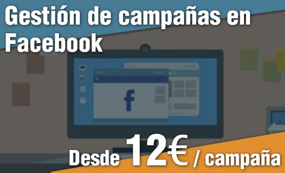 Gestión de campañas en Facebook
