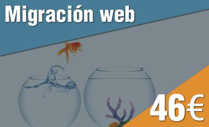 Migración web