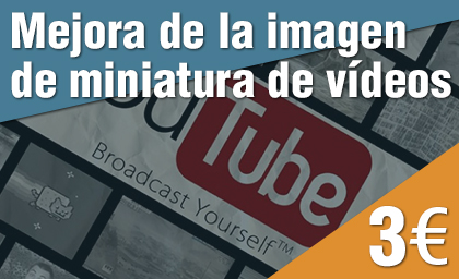 Miniaturas de YouTube