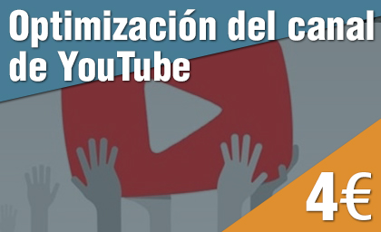 Optimización Canal YouTube
