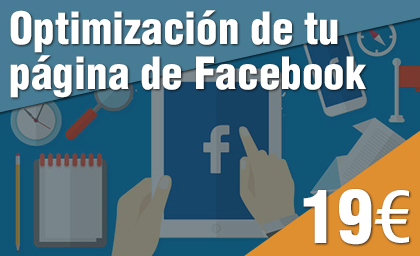 Optimización página de Facebook