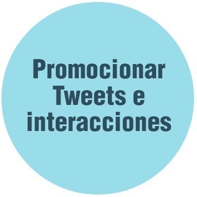 Promocionar un Tweet