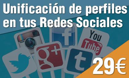 Unificación Redes Sociales
