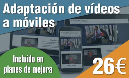 Vídeos responsive en WordPress