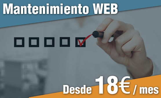 tarifas-mantenimiento-web