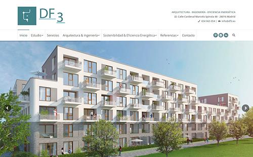 Arquitectura DF3