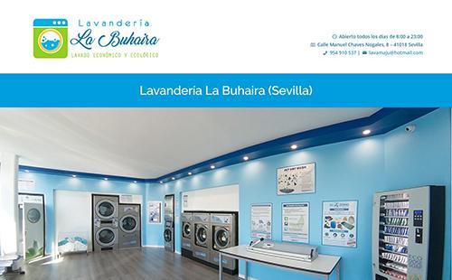 Lavandería La Buhaira