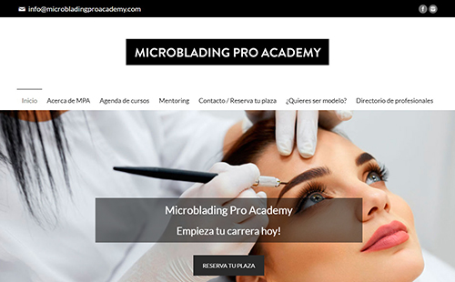 Microblading Pro Academy