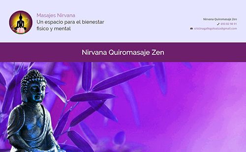 Nirvana Quiromasaje Zen