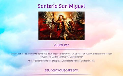 Santería San Miguel