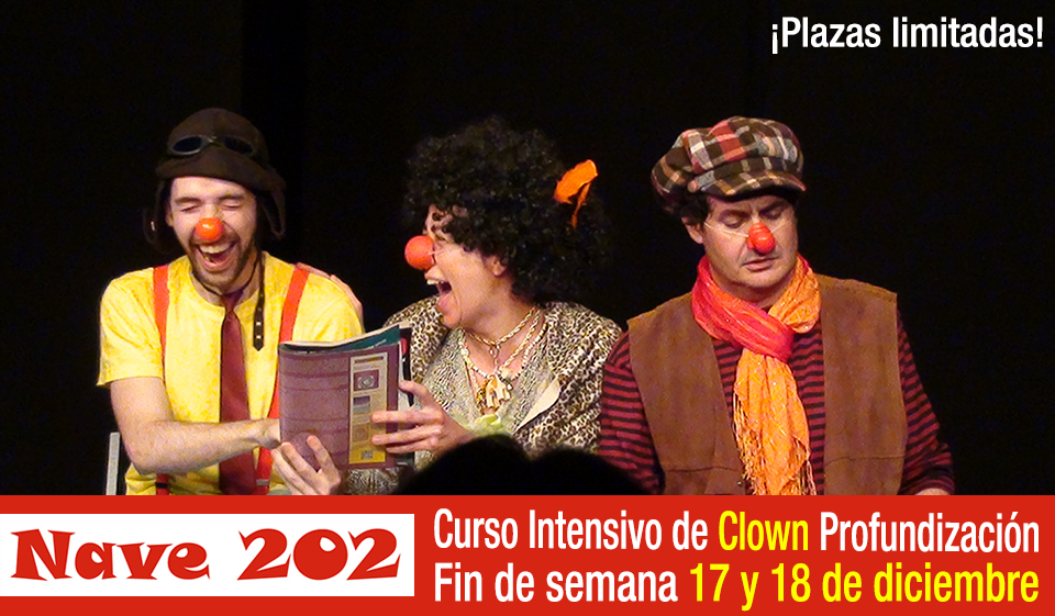 Curso Intensivo Clown 2