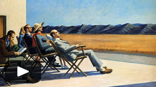 Obras de Edward Hopper