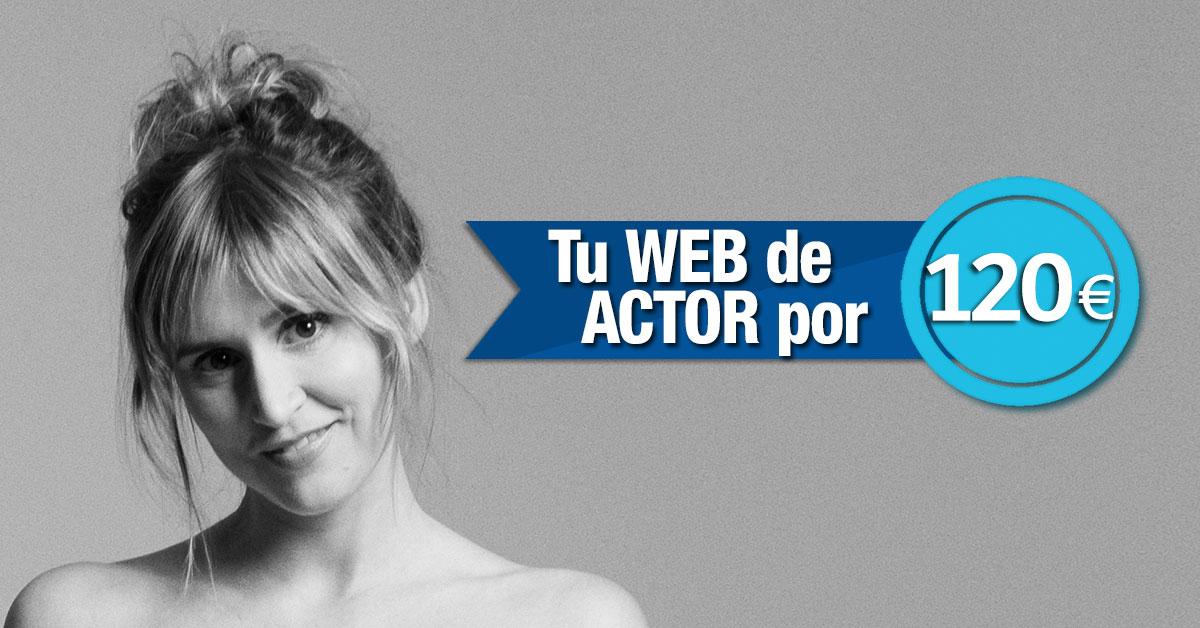 Webs para actores